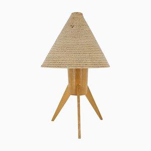 Lampada da tavolo MId-Century di Uluv, anni '60