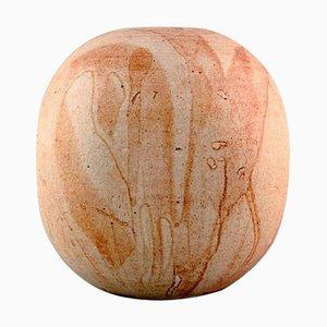 Vase in Glazed Ceramic, 1981