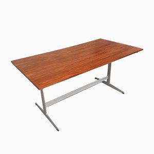 Mid-Century Rosewood Dining Table by Arne Jacobsen for Fritz Hansen