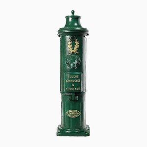 Grüne Bayard Sprinkler- und Feuerlöschpumpe