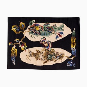 Matching Tapestries by Jean Lurçat, 1950s, Set of 2