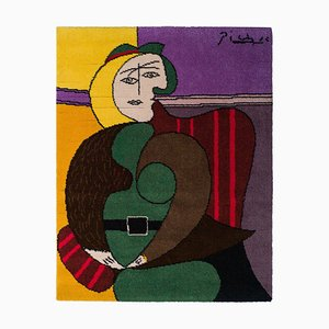 Vintage Picasso Tapestry by Desso, 1994