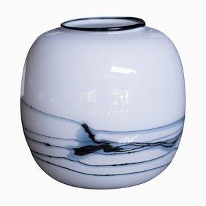 Atlantis Vase von Michael Bang für Holmegaard, 1981