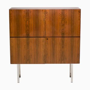 Rosewood Credenza by Pierre Guariche, 1960s