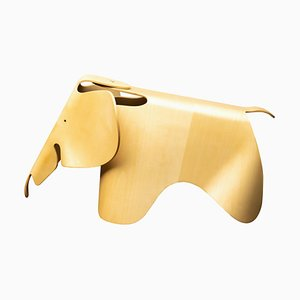 Anniversary Edition Plywood Elephant by Charles and Ray Eames, 2007