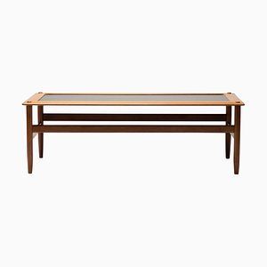 Danish Teak Coffee Table, 1966