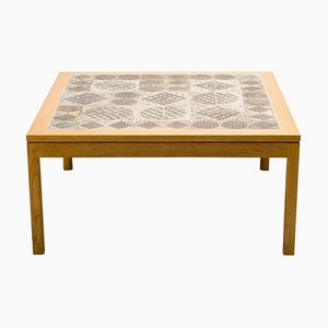 Tile Coffee Table by Tue Poulsen, 1969