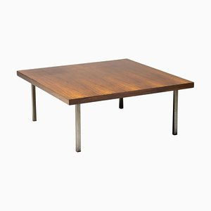 Rosewood Coffee Table by Kho Liang Ie, 1968