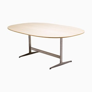 Shaker Base Dining Table by Arne Jacobsen for Fritz Hansen, 2003