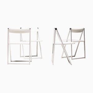 Folding Chairs by Team Form AG for Interlübke, 1970s, Set of 4