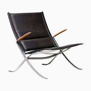 FK82 Lounge Chair by Jørgen Kastholm & Preben Fabricius, 1968