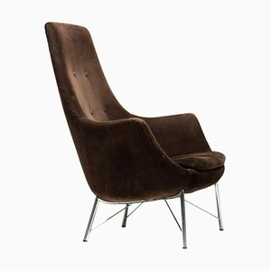 FM31 Lounge Chair by Karl Ekselius for Pastoe, 1950s