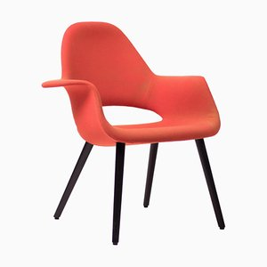 Organic Chairs by Charles Eames & Eero Saarinen, 2012, Set of 2
