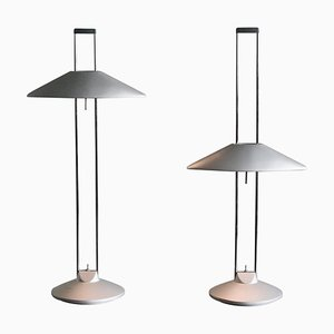 Regina Table Lamps by Jorge Pensi, 1990s, Set of 2