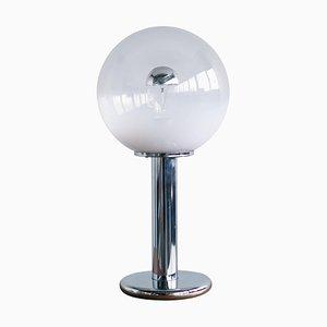 Lampe de Bureau Targetti Sankey en Verre de Murano de Venini, 1960s