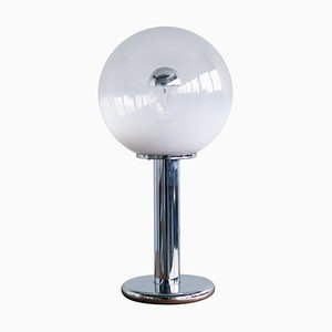 Targetti Sankey Murano Table Lamp from Venini, 1960s