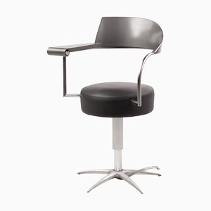 Hair Studio Chair by Philippe Starck for Maletti, 1989