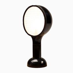 Drive Tischlampe von Adalberto Dal Lago für Bieffeplast, 1978