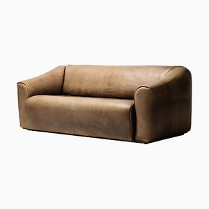DS-47 Sofa in Brown Buffalo Leather from de Sede, 1970s
