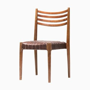 Dining Chairs by Palle Suenson, 1940s, Set of 5