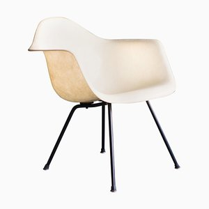 Plastics Rope Edge LAX Lounge Chair by Charles & Ray Eames for Zenith, 1950s