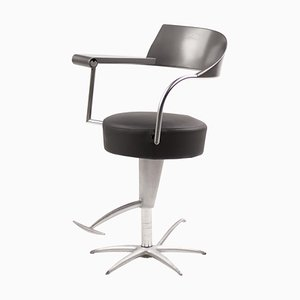 Poltrona Hair Studio di Philippe Starck per Maletti, 1989