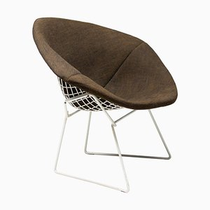 White Diamond Chair by Harry Bertoia for Knoll, 1960s