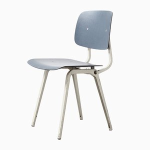 Mid-Century Revolt Chair by Friso Kramer for Ahrend De Cirkel