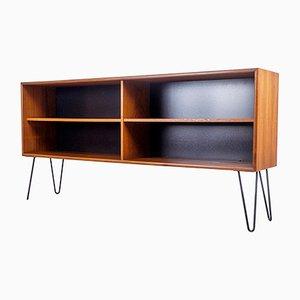 Librería de teca de WK Möbel, años 60