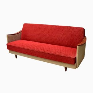 Danish Sofa Bed, 1950s