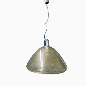 Lampe à Suspension Mid-Century par Carlo Nason pour Mazzega