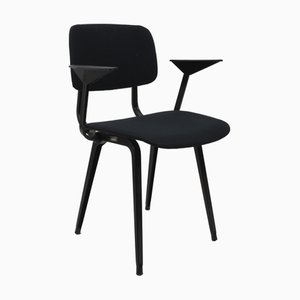 Mid-Century Model Revolt Dining Chair by Friso Kramer for Ahrend De Cirkel