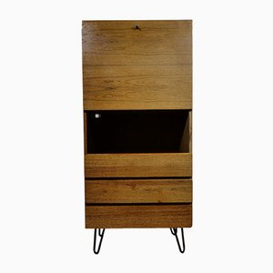 Mid-Century Rosewood Bar Cabinet with Hairpin Legs from Kleikamp, 1960s