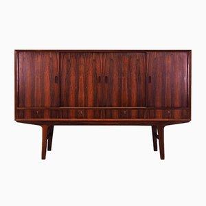 Mid-Century Palisander Furnier Sideboard, 1960er
