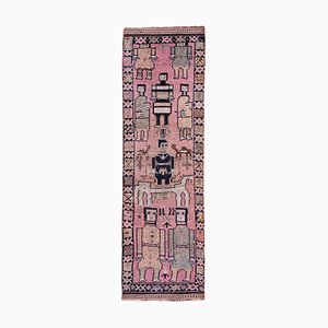 Vintage Turkish Kilim Runner Rug, 1970s