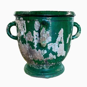 19th Century French Castelnaudary Pot