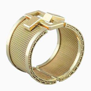 Bracciale in oro giallo, 18 carati, Italia, anni '60