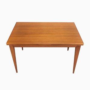 Table de Salle à Manger Extensible No. 254 en Teck par Niels Otto Møller pour JL Møllers, Danemark, 1960s