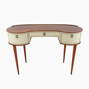 Mid-Century Swedish Dressing Table by Halvdan Pettersson for Tibro Möbelfabrik, 1950s