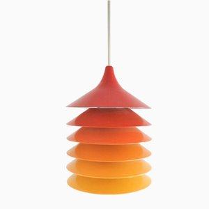 Lampes à Suspension Modèle Duett Vintage par Bent Gantzel Boysen pour Ikea, 1970s, Set de 2