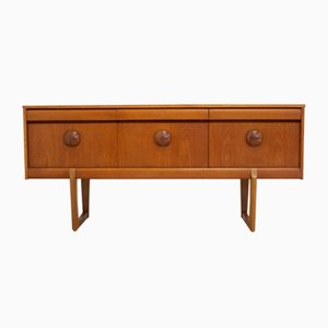 Teak Sideboard von Elliots of Newbury, 1960er