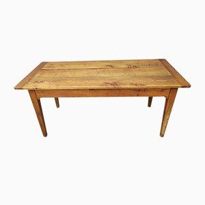 Antique Oak Farm Table