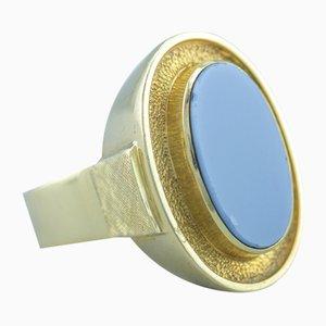 14 Karat Gold Ring, 1960s
