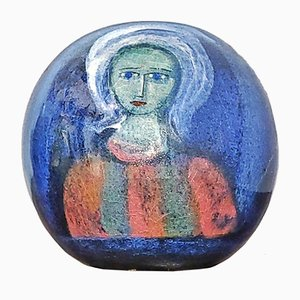 Mid-Century Vase von Polia Pillin