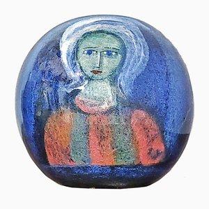 Vaso Mid-Century di Polia Pillin