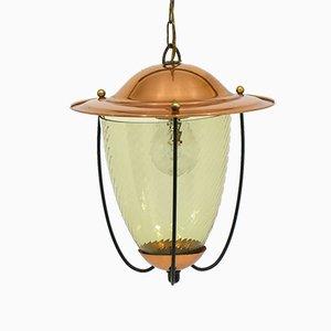 Lantern Ceiling Lamp, 1970s