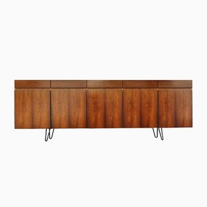 Large Vintage Rio Rosewood Sideboard from Klostermann, 1970s