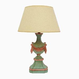 Vintage italienische eklektische Tischlampe, 1970er Jahre