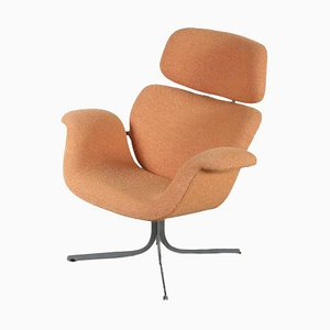 Big Tulip Lounge Chair by Pierre Paulin for Artifort, Netherlands, 1960s