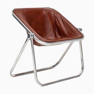 Plona Lounge Chair by Giancarlo Piretti for Castelli / Anonima Castelli, 1970s